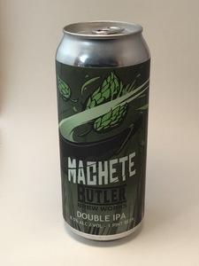 **LOCAL** Butler Brew Works - Machete (16oz Can)